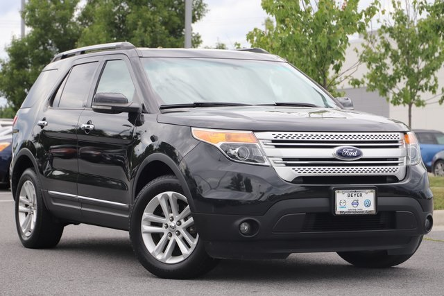 2011 Ford Explorer For Sale >> Pre Owned 2011 Ford Explorer Xlt 4d Sport Utility In Winchester