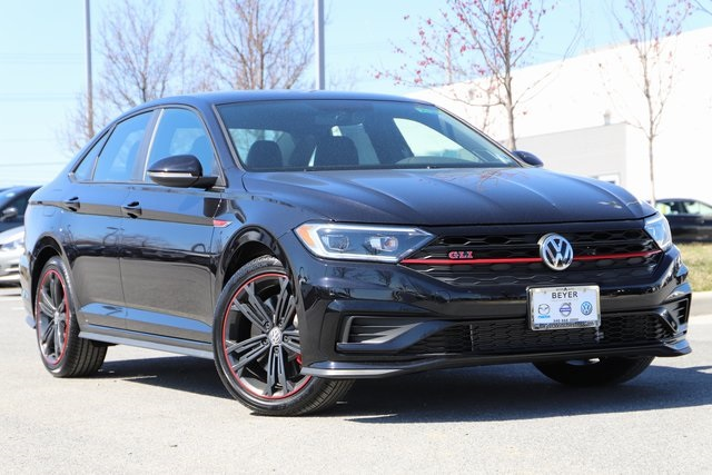 New 2019 Volkswagen Jetta GLI GLI 35th Anniversary FWD 4D Sedan