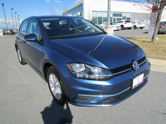 new 2018 volkswagen golf tsi s 4 door 4d hatchback in winchester 2247n beyer volkswagen. Black Bedroom Furniture Sets. Home Design Ideas