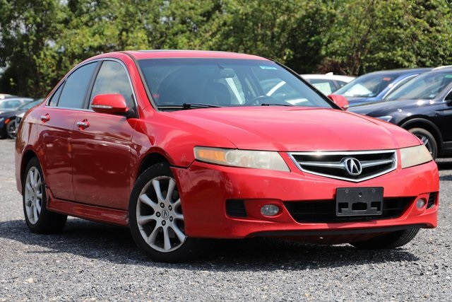 Pre-Owned 2007 Acura TSX Base