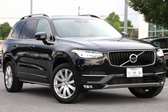 Pre-Owned 2016 Volvo XC90 T6 Momentum CPO AWD