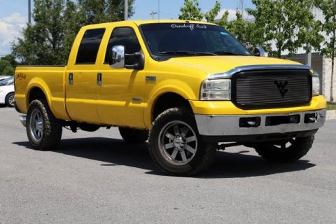 2006 Ford F-250SD Lariat