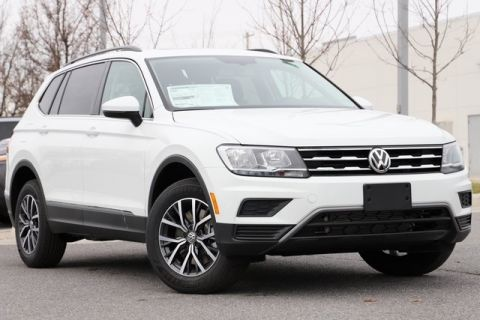 New 2020 Volkswagen Tiguan 2.0T SE 4Motion AWD 4D Sport Utility
