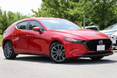 2019 Mazda Mazda3 Preferred Base CPO