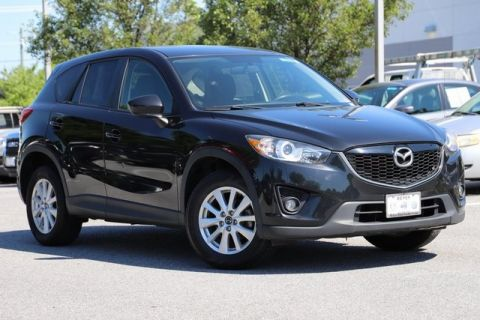 Pre-Owned 2013 Mazda CX-5 Touring FWD 4D Sport Utility
