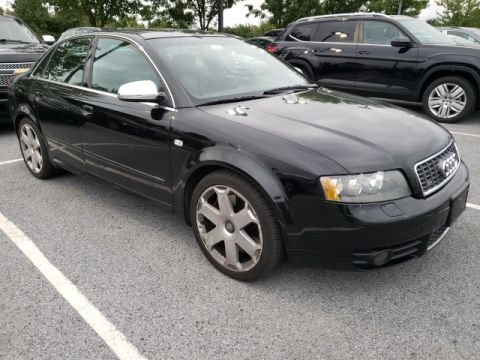 Pre-Owned 2004 Audi S4 4.2